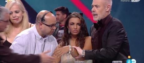 GH VIP': El mareo de Elettra en directo y las tres finalistas del ... - libertaddigital.com