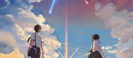 """La película """"Your Name"""" de Makoto Shinkai aspirante a los Óscar. - ramenparados.com"""