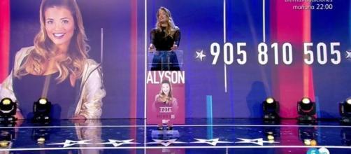 Alyson Eckmann es, junto a Daniela Blume, la principal favorita para ganar Gran Hermano VIP 5