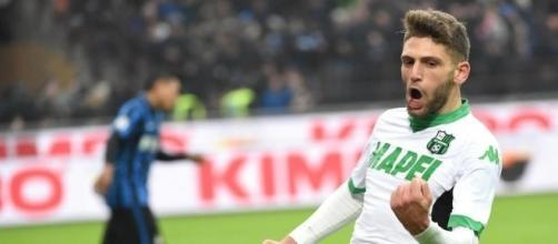 Calciomercato: l'Inter è ad un passo da Berardi