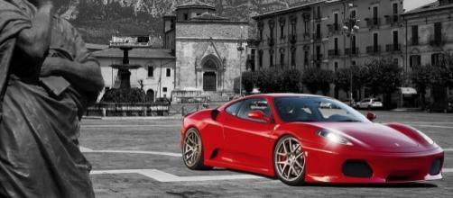 Ferrari Passione Rossa a Sulmona