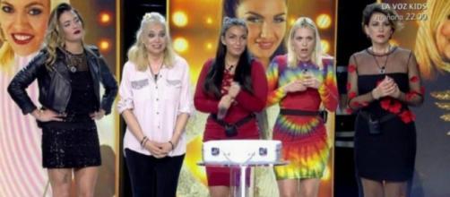 Histórica final de mujeres en 'GH VIP 5': Alyson, Elettra, Irma ... - bekia.es