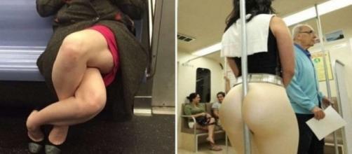 Imagens que mostram que metrô é coisa de outro mundo.
