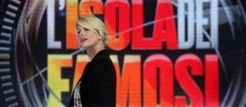 La conduttrice televisiva Alessia Marcuzzi