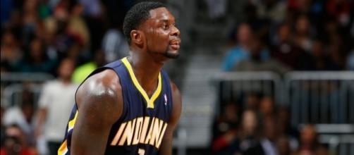 Lance Stephenson Photos Photos - Indiana Pacers v Atlanta Hawks ... - zimbio.com