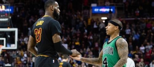 LeBron James took the Celtics game personally - slamonline.com