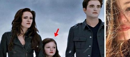 Mackenzie ficou conhecida ao participar da saga Crepúsculo em 2011