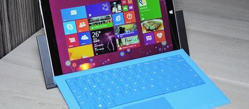 Microsoft Surface Pro 3/ Photo via Sinchen.Lin, Flickr