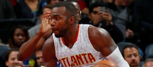 Paul Millsap came off the bench to lead Atlanta to a win on Thursday. [Image via Blasting News image library/inquisitr.com]