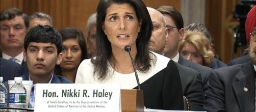 South Carolina Gov. Nikki Haley Confirmed as UN Ambassador - NBC News - nbcnews.com