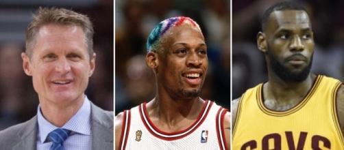 Steve Kerr criticises Rodman's comments - ... www.facebook.com/MJOAdmin