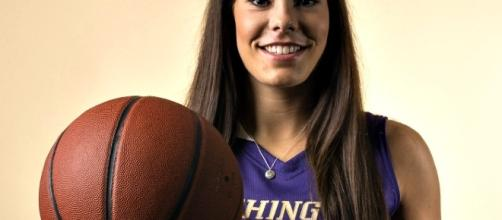 The WNBA could have a new face if it focuses on the right things with Kelsey Plum. (University of Washington Athletics with permission))