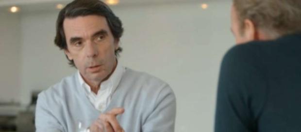 """Aznar y Bertín: """"Si gobernara Pablo Iglesias, tú y yo estaríamos ... - elplural.com"""