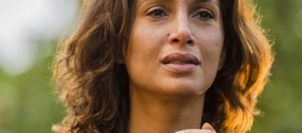 Camila Pitanga também foi vítima de assédio