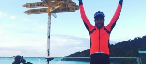 Jovanotti che avventura! 3000 km in bici da solo in Nuova Zelanda
