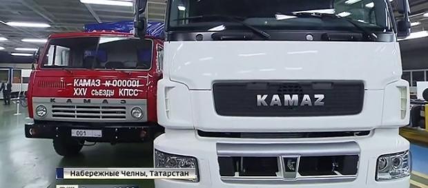 Kamaz: Seit 41 Jahren ein der größten und besten Lastwagenhersteller in der Welt