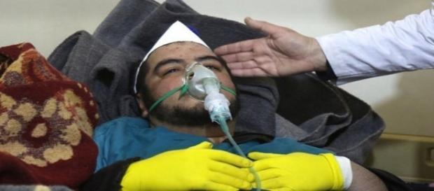 Le régime syrien est accusé d'avoir utilisé l'arme chimique sur des civils