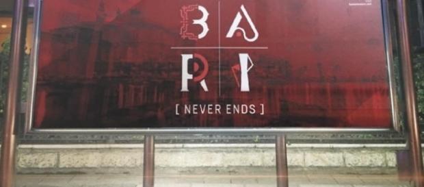 nuovo logo città di bari bari never ends