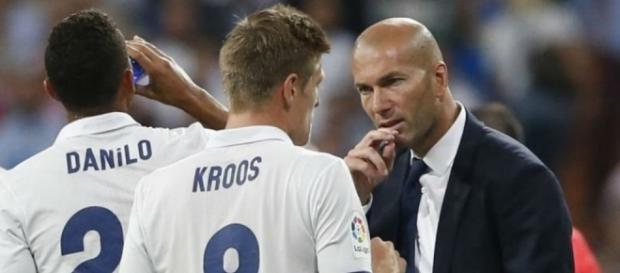 Real Madrid: La déclaration d'amour de Kroos à Zidane!