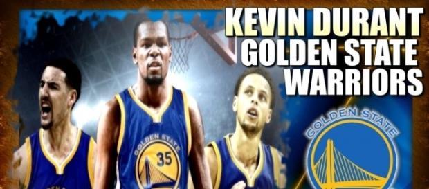 Warrriors candidato al título de la NBA 2017