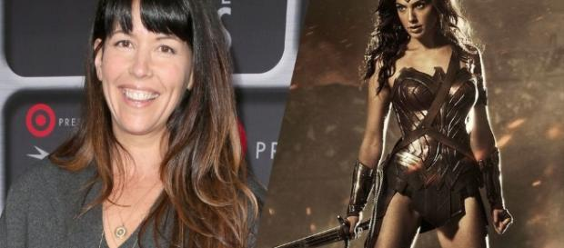 'Wonder Woman' director- Patty Jenkins, Credit to Variety