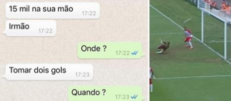 Presidente de clube ofereceu R$ 15 mil para goleiro sabotar partida de seu time