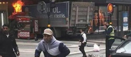 Attentato a Stoccolma,capitale della Svezia