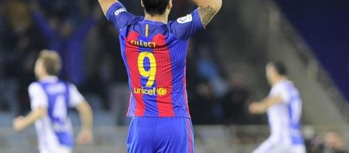 Barça sconfitto dal Málaga, martedì la Champions contro la Juve