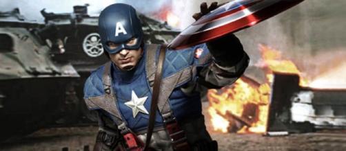 Captain America (Marvelous Roland, flickr)