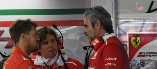 Formula 1 F1 China Hamilton vince, Vettel secondo, rallentato da Raikkonen