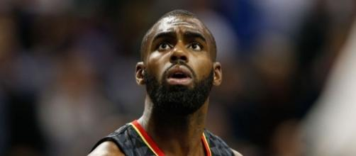 The Atlanta Hawks grabbed a 114-100 win over the Cleveland Cavs on Friday. [Image via Blasting News image library/inquisitr.com]