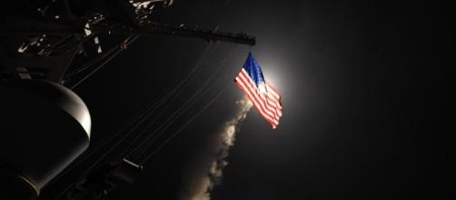 US missile strikes against Syria were Donald Trump's warning to ... - thesun.co.uk