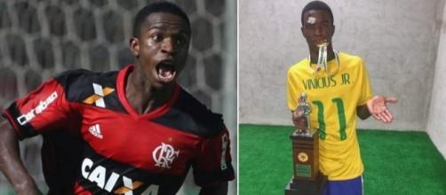 Vinicius Junior prise du site Diez