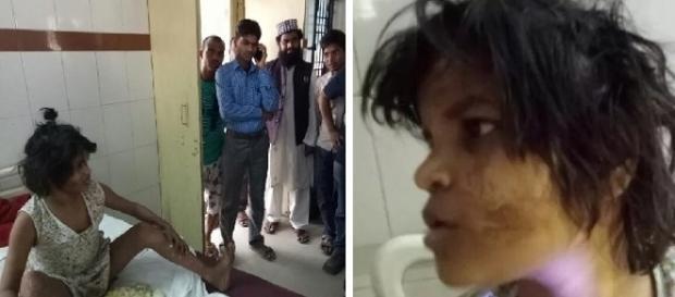 Garota Mogli foi encontrada vivendo com macocos em reserva florestal na Índia