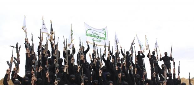 Grupo Ahrar al-Sham, aliado da Al Qaeda