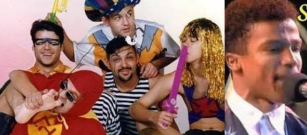 Ídolos da música nacional nos anos 90