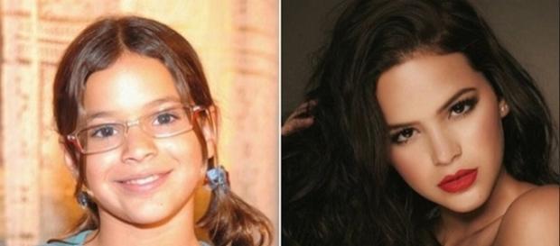 Veja a transformação das atrizes mirins