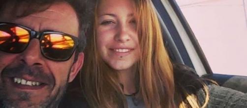 Así es Claudia Caparrós, la hija de Alonso Caparrós - diezminutos.es