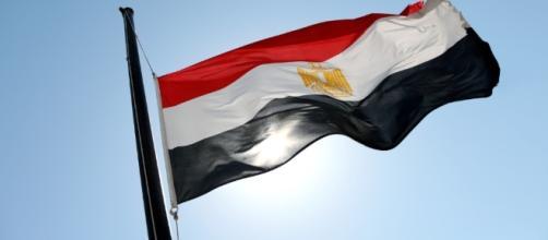 Bandiera egiziana. News dall'Egitto