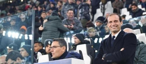 """Champions, Juve agli ottavi. Allegri: """"Raggiunto l'obiettivo di ... - lastampa.it"""