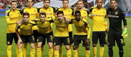 Champions League - andata quarti di finale: Borussia Dortmund-Monaco - 11 aprile 2017