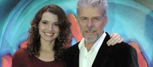 Júlia Fajardo, filha de José Mayer, apaga perfis sociais na web