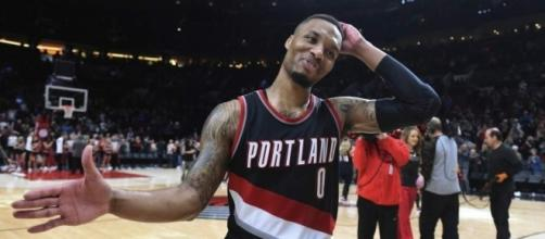 Lillard's franchise-record 59 points puts Trail Blazers on brink ... - bendbulletin.com