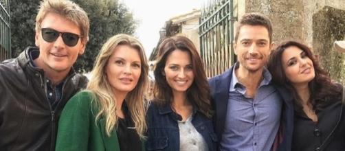 Luca Capuano e Karin Proia hanno terminato le riprese di Le Tre Rose di Eva 4.