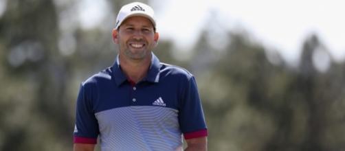 More peaceful Sergio Garcia rises into Masters lead | Golfweek - golfweek.com