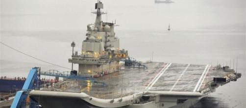 Navi da guerra USA in direzione Corea del Nord