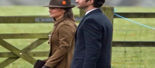 Pippa Middleton si sposa il 20 maggio.