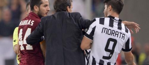Squalificati Serie A, due giornate a Manolas solo una a Morata - corrieredellosport.it