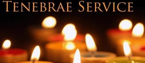 Tenebrae Service - A Servive of Shadows - Photo: Blasting News Library - patch.com