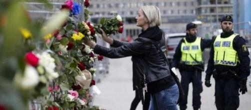 Truck attack angers Swedes, raises questions about policies - San ... - mysanantonio.com